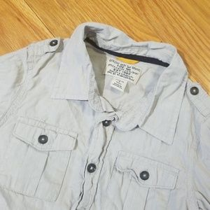 GAP Shirts & Tops - GAP Button-up, boys sz 4T